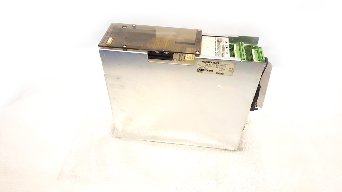 Bosch Rexroth Indramat Tdm1 2 030 300 W1 000 Servo