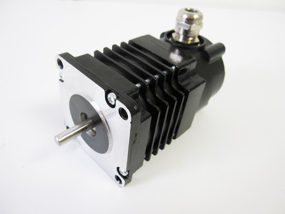 Berger lahr vrdm566 50lnb 5 phase stepper motor pro servo for 5 phase stepper motor